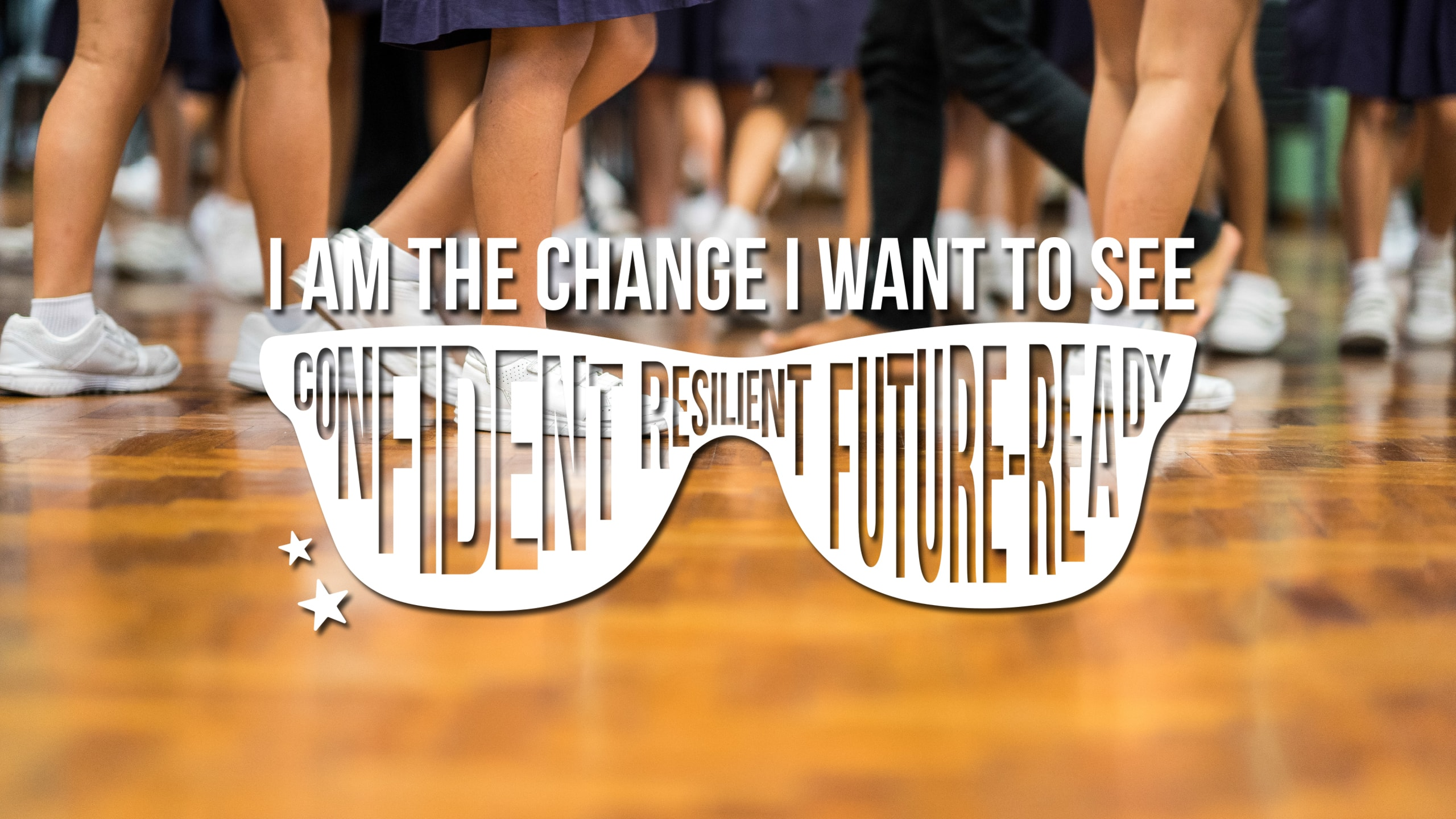 Iam the Change I want to See